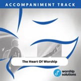 The Heart of Worship, Accompaniment Track