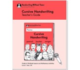 Cursive Handwriting Teacher's Guide (2018 Edition)