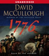 1776-Unabridged Audiobook  on CD