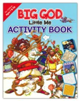 Big God, Little Me Activity Book, Ages 7-12