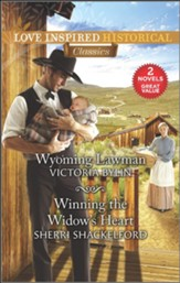 Wyoming Lawman and Winning the Widow's Heart