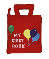 My Quiet Book, Cloth Book