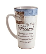 My Dear Friend, Java Mug