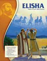 Elisha Flash-a-Card Bible Stories