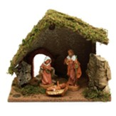 Nativity Starter Set, Stable/3 Figures