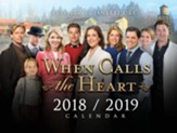 When Calls the Heart Calendar, 2018-2019