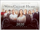 When Calls the Heart 2020 Calendar