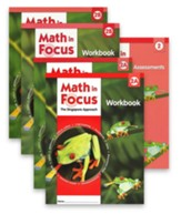 Math in Focus: The Singapore  Approach Grade 2 Student Pack