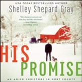 His Promise: An Amish Christmas in Hart County - unabridged audiobook on CD
