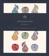 ESV Journaling Bible (Fruitful Design), Multicolor - Slightly Imperfect