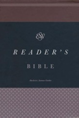 ESV Reader's Bible (Summer Garden)