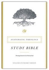 ESV Systematic Theology Study Bible, Hardcover
