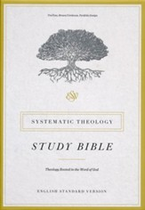 ESV Systematic Theology Study Bible, (TruTone, Brown), Imitation Leather