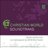 Jesus Loves You, Accompaniment CD