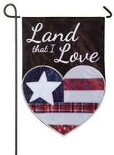 Land That I Love Flag, Small
