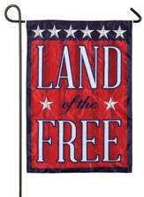 Land of The Free Flag, Small