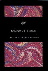 ESV Compact Bible (Classic Marbled) Hardcover
