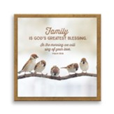 Family is God's Blessing, Magnet