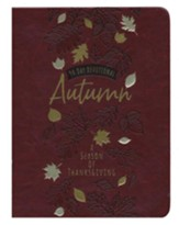 Autumn: A Season of Thanksgiving: 90-Day Devotional - Slightly Imperfect