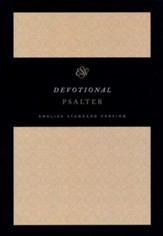 ESV Devotional Psalter (TruTone,  Olive), soft imitation leather
