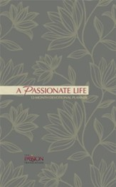 2019 A Passionate Life - 12-Month Weekly Planner