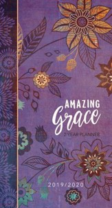 2019/2020 Amazing Grace - 2-Year Pocket Planner