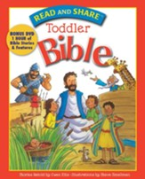 Read and Share Toddler Bible - eBook