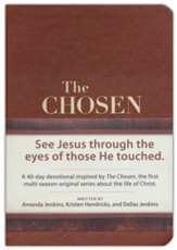 The Chosen: 40 Days with Jesus, imitation leather