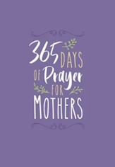 365 Days of Prayer for Mothers, imitation leather
