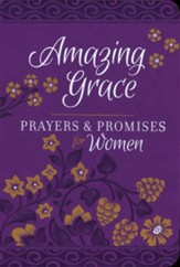 Amazing Grace - Prayers & Promises for Women, imitation leather - Slightly Imperfect