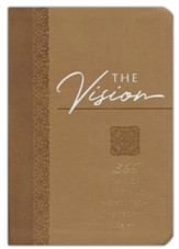 The Vision: 365 Days of Life-Giving Words - Isaiah
