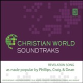 Revelation Song Accompaniment CD