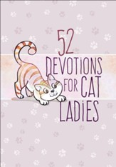 52 Devotions for Cat Ladies