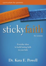 Sticky Faith Parent Curriculum - Video Download Bundle [Video Download]