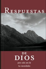 Respuestas De Dios, God's Answers For Your Life - eBook