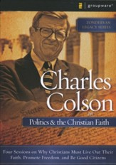 Charles Colson on Politics and the Christian Faith Video Downloads Bundle [Video Download]