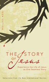 The Story of Jesus, Teen Curriculum All 7 Sessions Video Bundle [Video Download]