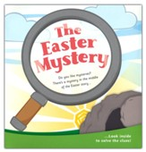 The Easter Mystery: Children's Easter tract, Pack of 25