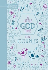 A Little God Time for Couples Gift Book