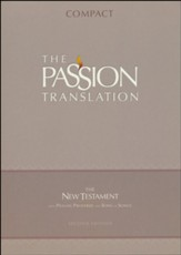 TPT Compact New Testament with Psalms, Proverbs and Song of Songs--imitation leather, fuscia