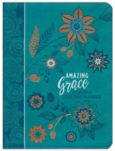 2021 Amazing Grace 18-Month Planner with Zipper