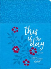 2021 This Is the Day 18-Month Planner with Zipper