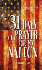 31 Days of Prayer for My Nation - abridged edition