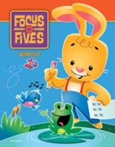 BJU Press K5 Focus on Fives Student Worktext (4th Edition)