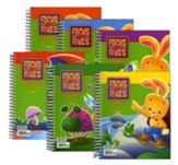 K5 Focus on Fives Teacher's Edition  Set (4th Edition; 6 Volumes)