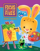 BJU Press K5 Focus on Fives Phonics Practice (4th Edition)