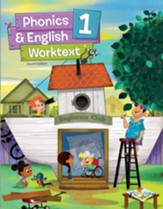 Phonics/English 1 Student Worktext  (4th Edition)