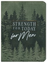 Strength for Today for Men, 365 Daily Devotions