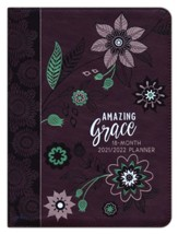 2022 Amazing Grace 18-Month Planner with Zipper