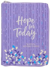 Hope for Today 2022 Planner: 16 month ziparound planner